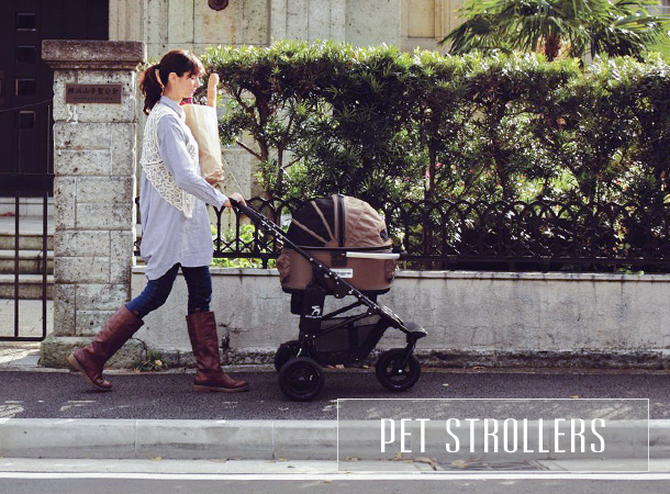 Shop teacup puppy carriers and pet dog strollers